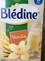 BLEDINA BLEDINE Blé et Vanille 400g Dès 6 Mois - Prodotto - fr