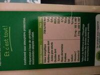 BLEDINA BLEDINE Blé et Vanille 400g Dès 6 Mois - Valori nutrizionali - fr