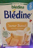 BLEDINA BLEDINE Saveur Biscuit 400g Dès 6 Mois - Prodotto - fr