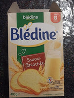 BLEDINA BLEDINE Saveur Briochée 400g Dès 8 Mois - Producto - fr
