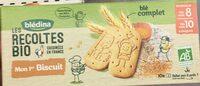 Mon 1er biscuit - Produit - fr