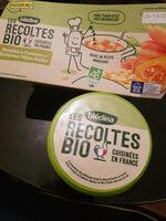 Mouliné de carottes et butternut - Product
