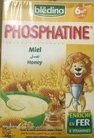 Bledina Phosphatine Cereales Pour Bebes Miel - Produit - fr