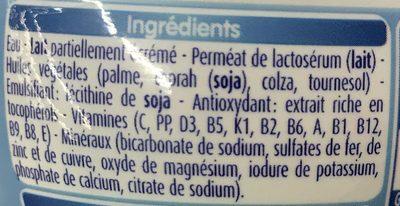 Calisma Croissance 3 - Ingrédients