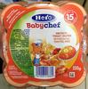 Bodychef Petites Pates, Tomates, Dinde - Produit