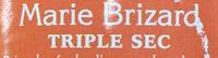 Liqueur Triple-Sec - Ingredients - fr