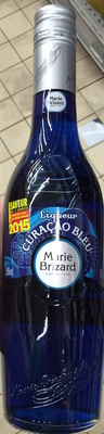 Liqueur Curaçao bleu - Product - fr