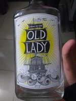 Old lady - Produit - fr