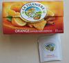 Orange - saveur pain d'épices - Product