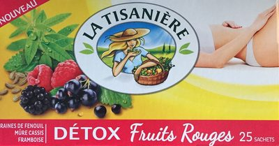 La Tisanière - Produit