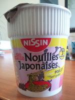 """Nouilles Japonaises - Saveur Poulet """"Teriyaki"""" - Product - fr"""