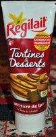 Tube Tartines & Desserts Confiture de Lait Touche de Spéculoos - Product