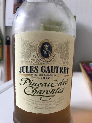 Unicognac Pineau Des Charentes Blanc Pineau Des Charentes NV - Product