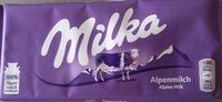 Alpenmilch Chocolate - Produkt - de