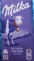 Alpenmilch - Produit - fr
