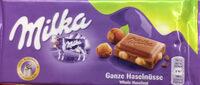 Milka Noisette Entières - Product - fr