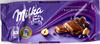 Trauben Nuss /Chocolat noisette raisin - Produit