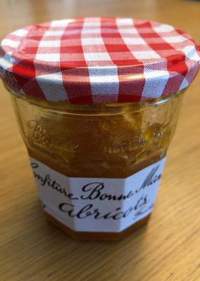 Confiture abricots - Product