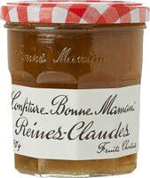 Confiture Reines Claudes - Prodotto - fr