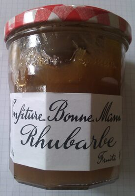 Confiture extra rhubarbe - Prodotto - fr