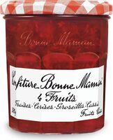 Confiture quatre fruits - Prodotto - fr