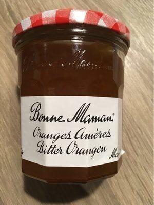Oranges Amères Marmelade - Produit - fr