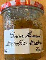 Confiture Mirabelles - Product