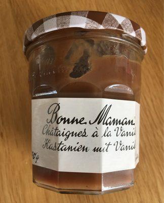 Châtaigne à la vanille - 7