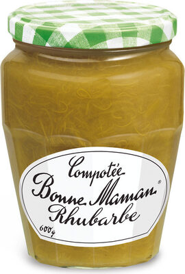 compotee rhubarbe - Product - fr
