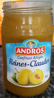 Confiture reines-claudes - Product
