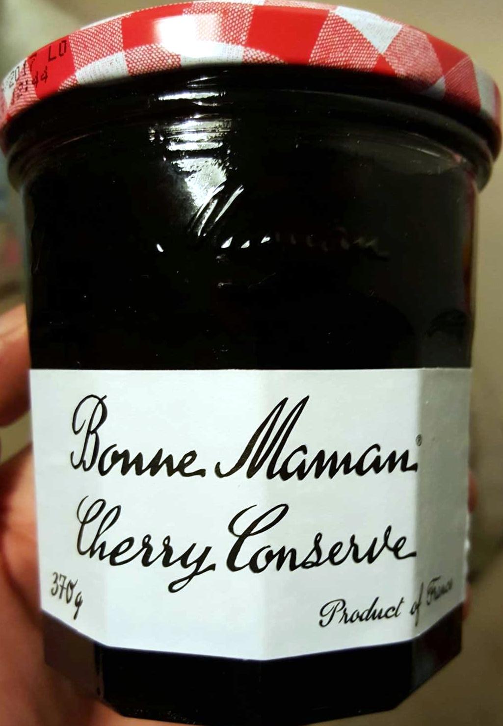 Cherry conserve - Product - en