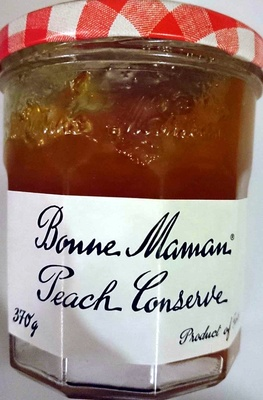 Peach Conserve - Product - en