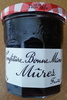 Confiture de Mûres - Product