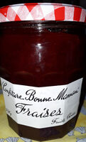 Confiture extra fraises - Product - fr