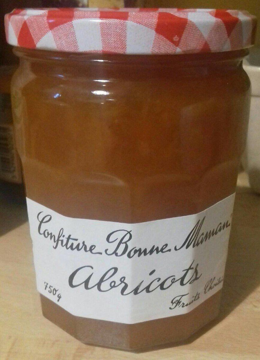 Confiture abricots - Produit
