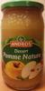 Dessert Pomme Nature - Produit