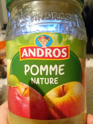 Compote Pomme Nature - Prodotto - fr