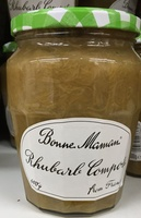 Rhubarb compote - Product - fr