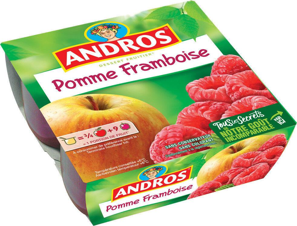 pommes/framboises - Product - fr