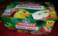 Pomme Nature - Dessert fruitier - Product - fr