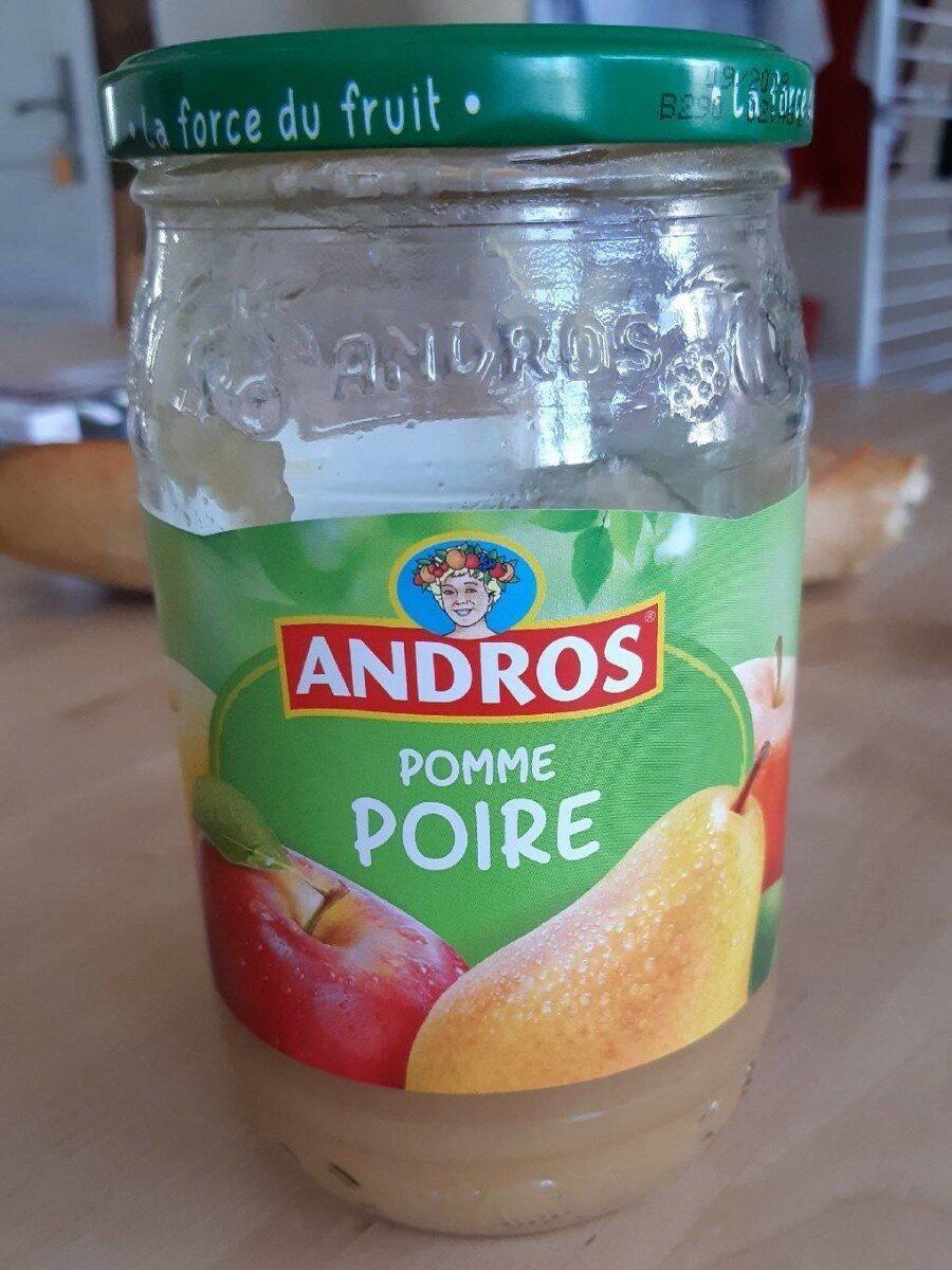 Compote Pomme-Poire - Prodotto - fr