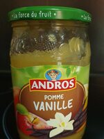 Pomme vanille - Product - fr