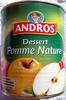 Dessert pomme nature - Product