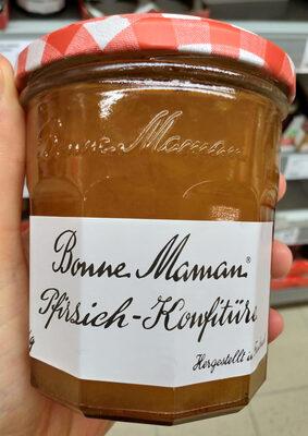 Bonne Maman Pfirsich Konfitüre, Pfirsich - Prodotto - de