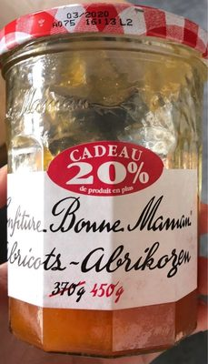 Confiture Abricots - Product - fr