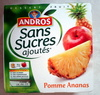 Pomme ananas - Produit