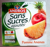 Pomme ananas - Product - fr