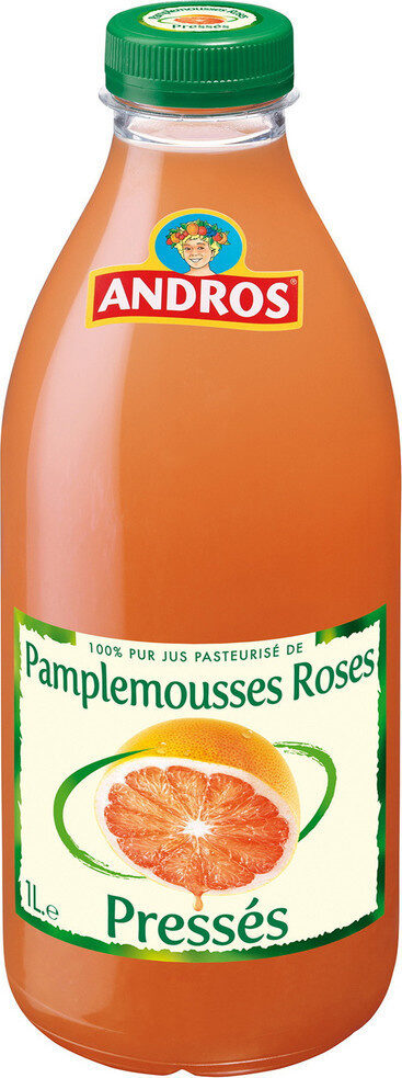 Jus de pamplemousse Andros - Prodotto - fr