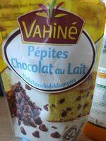 Pépites Chocolat au Lait - Product - fr