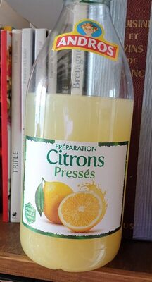 Preparation citrons pressés - Prodotto - fr
